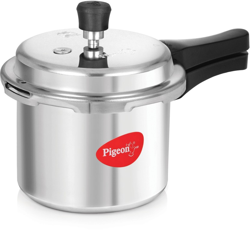 Pigeon Favourite 3 L Pressure Cooker with Induction Bottom