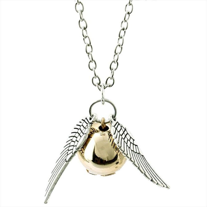 Mahi Snitch Silver Golden Unisex Metal Pendant Rhodium Alloy Pendant