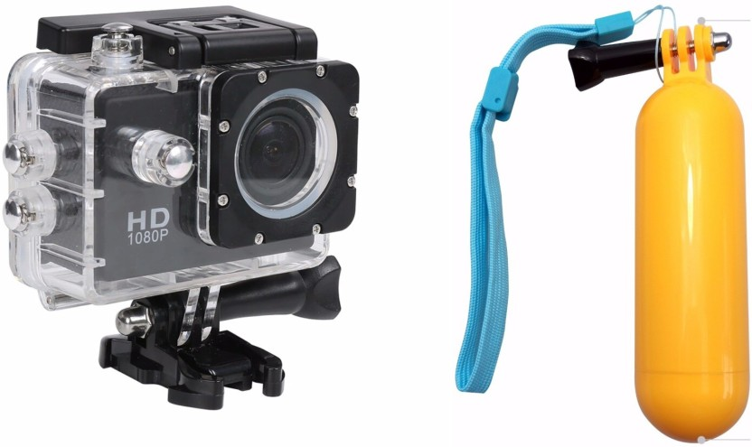 ZVR ULTRASHOT Go Pro 1080P Waterproof Sports and Action Camera