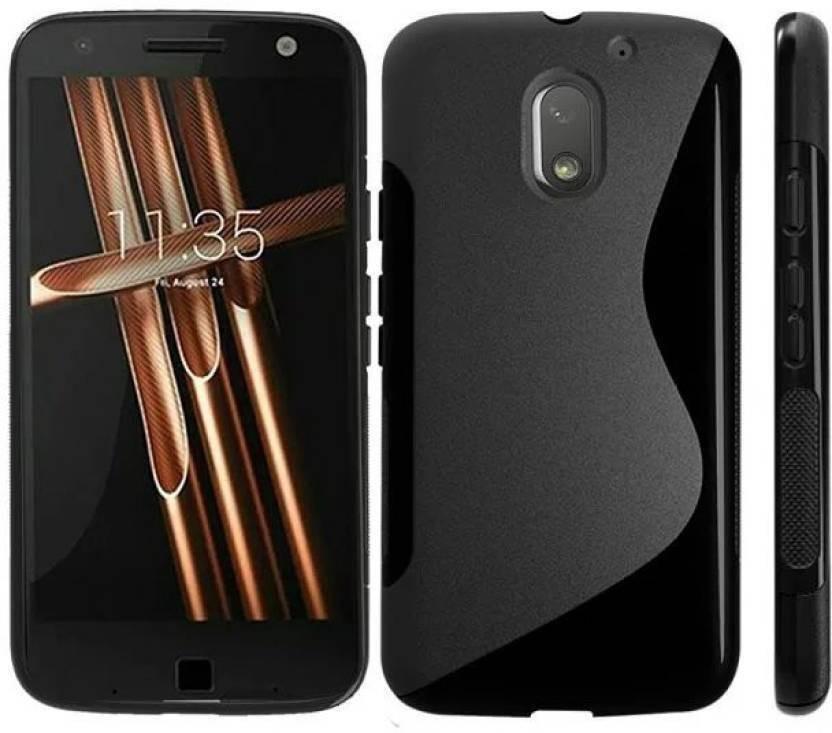 S-Softline Back Cover for Motorola Moto E3 Power