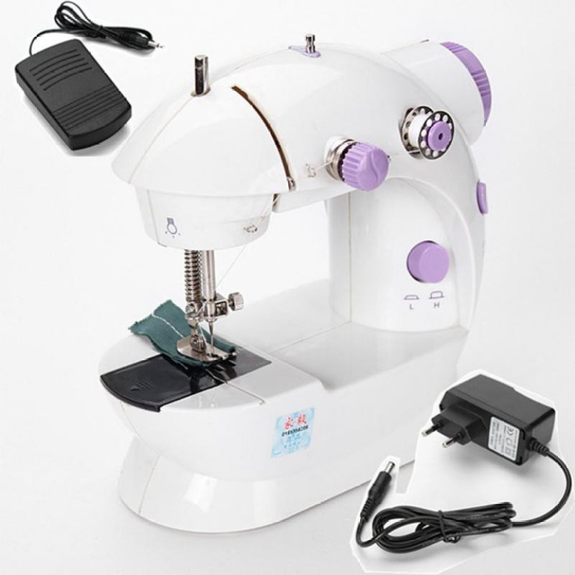 Varshine PORTABLE MINI 4 IN 1 Electric Sewing Machine