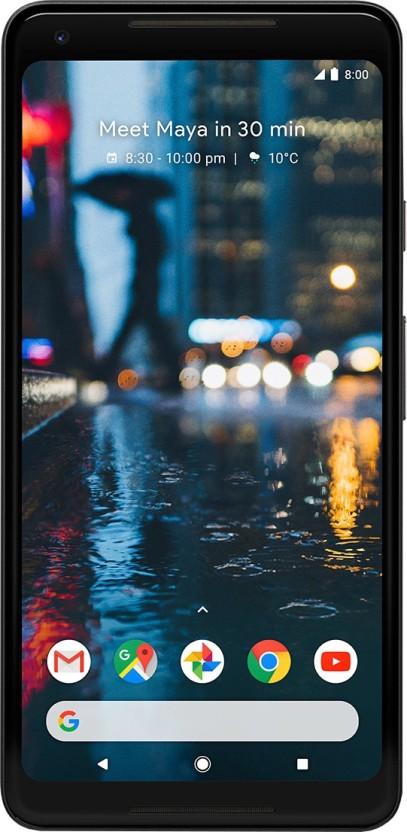Google Pixel 2 (Just Black, 64 GB)