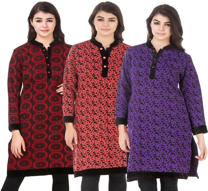 KRITIKA WORLD Festive & Party Printed Women