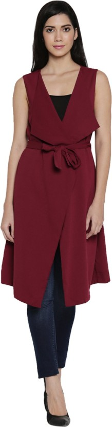 Annabelle by Pantaloons Casual Sleeveless Solid Women