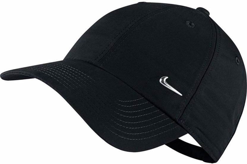 Nike Solid Herirage 86 Metal Swoosh Cap