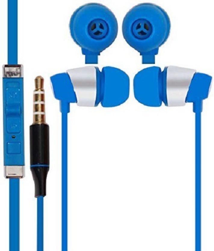 Fellkon JYR_KFM_EAR_BLUE Headphone