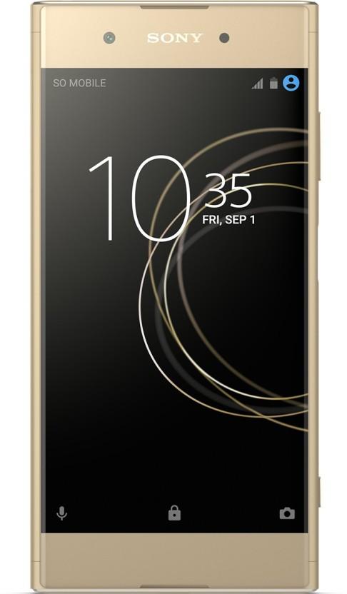 Sony Xperia XA1 Plus (Gold, 32 GB)