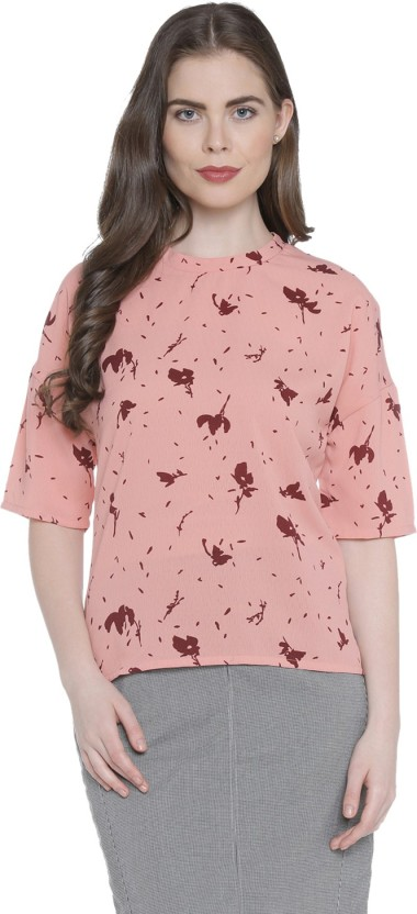 Annabelle by Pantaloons Casual Half Sleeve Printed Women