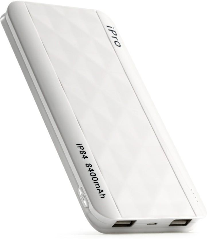 Ipro IP84 Polymer 8400 mAh Power Bank