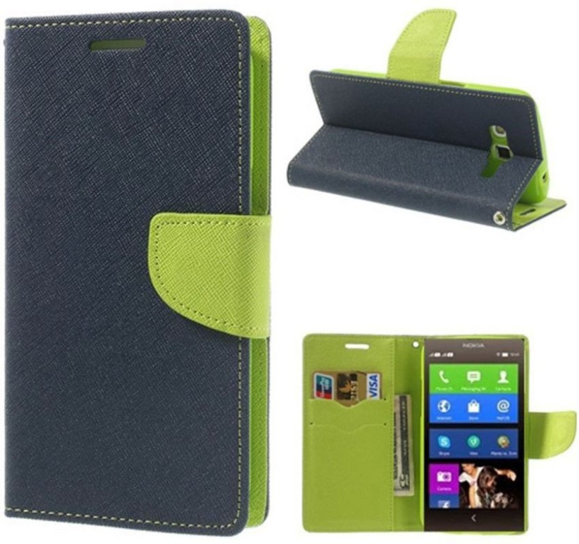 Dymex Wallet Case Cover for Motorola Moto E3 Power