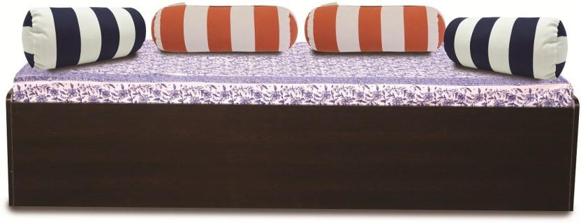Decor Modular ZEAL Engineered Wood Single Bed With Storage