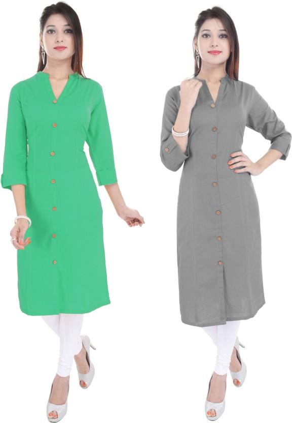 Barari Casual Solid Women
