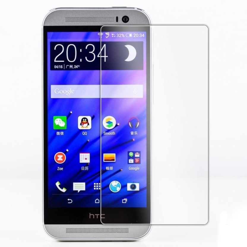 Accessory One Tempered Glass Guard for HTC One M7