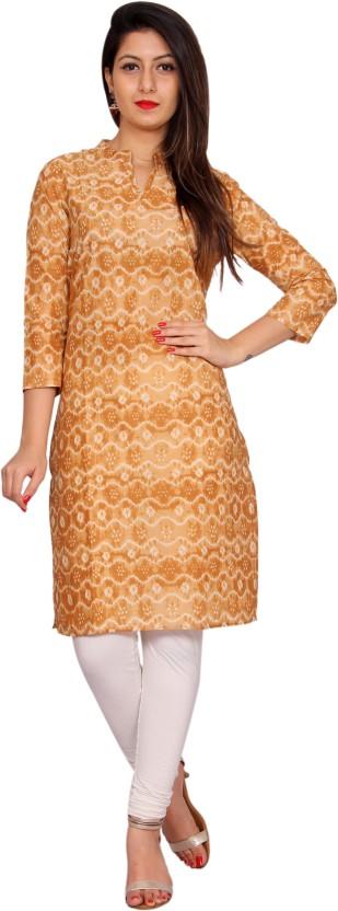 Indian Royal Fashion Self Design Women Straight Kurta