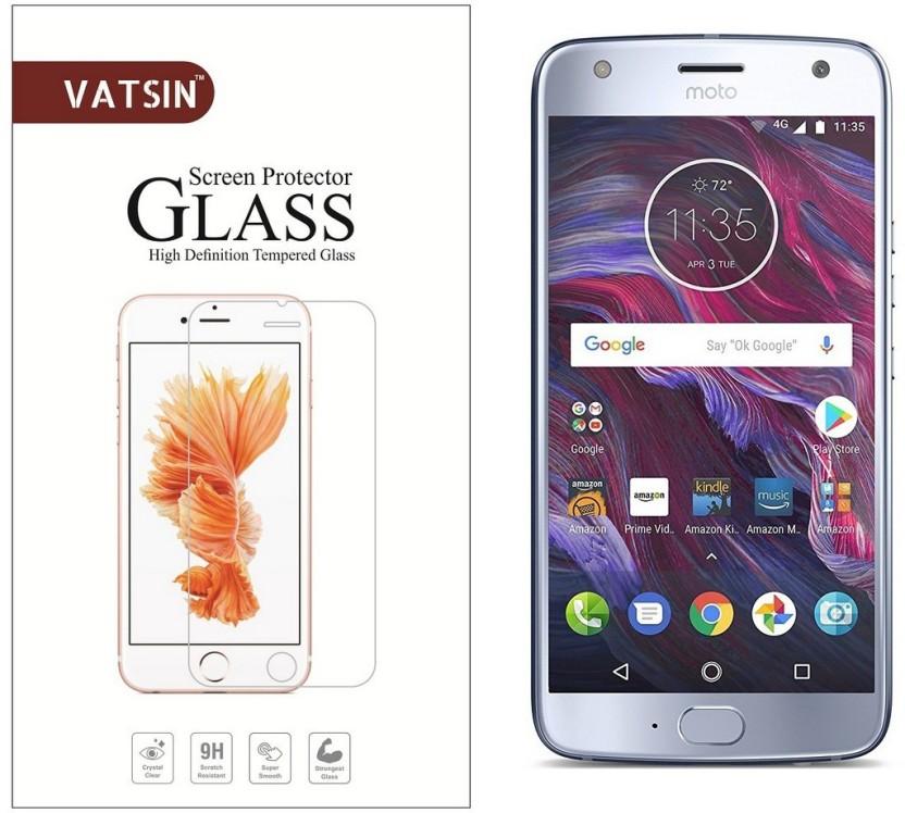S-Softline Tempered Glass Guard for Motorola Moto X Play