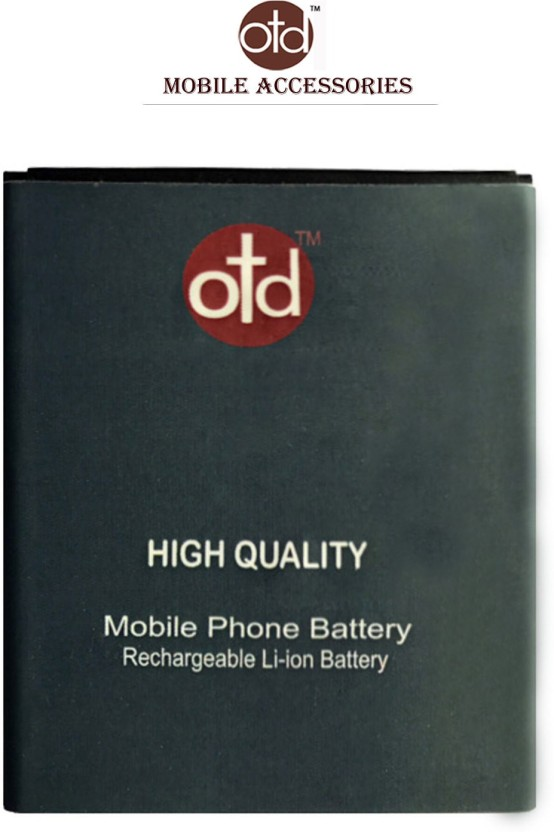 OTD  Battery - A091 1500 mAh for MICROMAX CANVAS ENGAGE A091