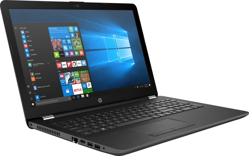 HP 15 APU Quad Core A12 - (4 GB/1 TB HDD/Windows 10 Home/2 GB Graphics) 15-bw091AX Laptop