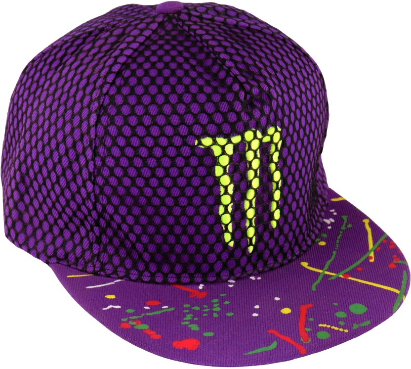 GVC Embroidered Monster Snapback Cap