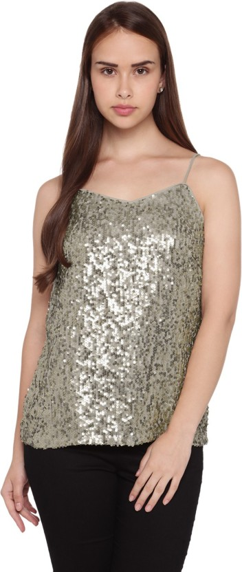 Annabelle by Pantaloons Party Sleeveless Printed Women