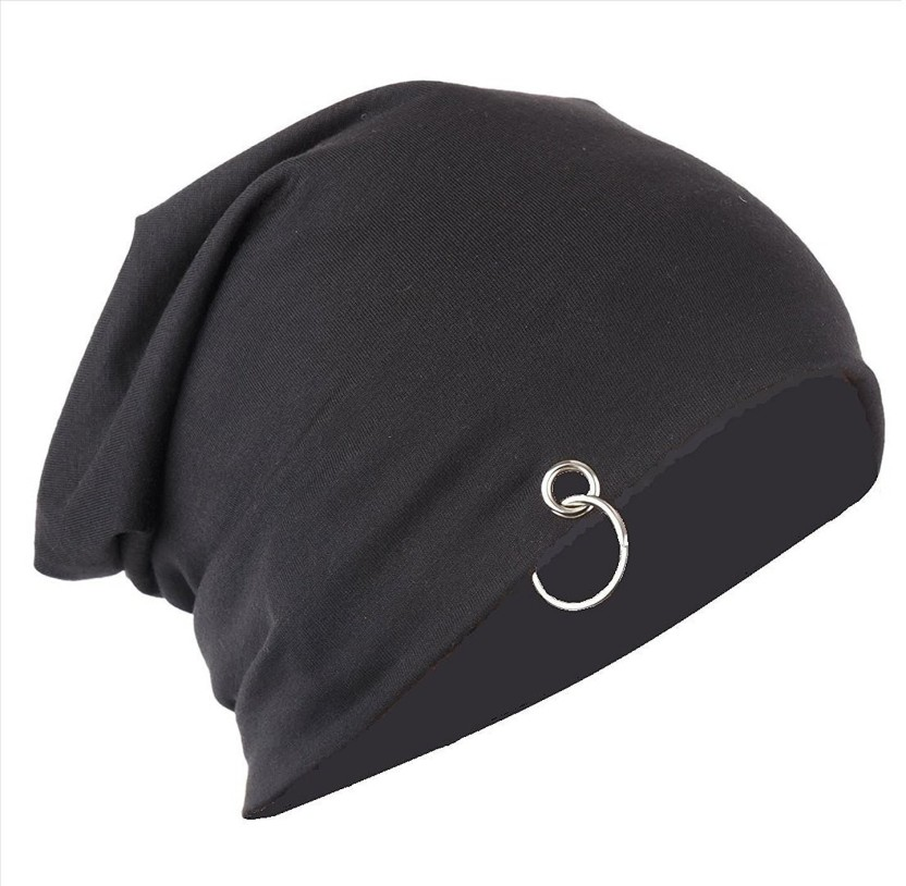 TECHAMAZON Solid CAP FOR MAN AND WOMAN Solid Skull Cap Cap