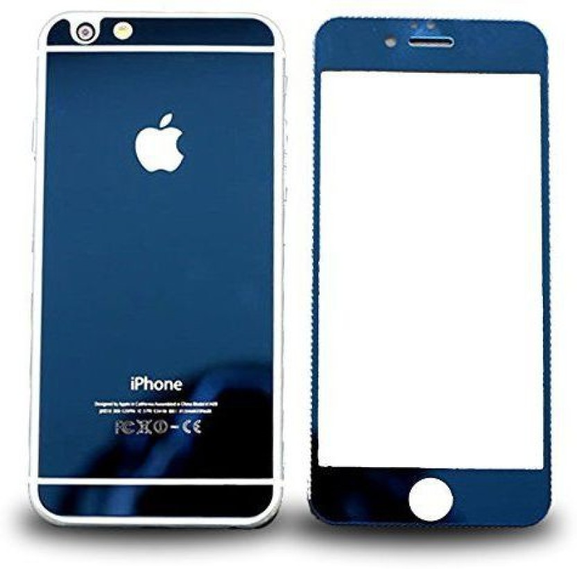 OMS ZONE Tempered Glass Guard for Apple iphone 5 & 5S