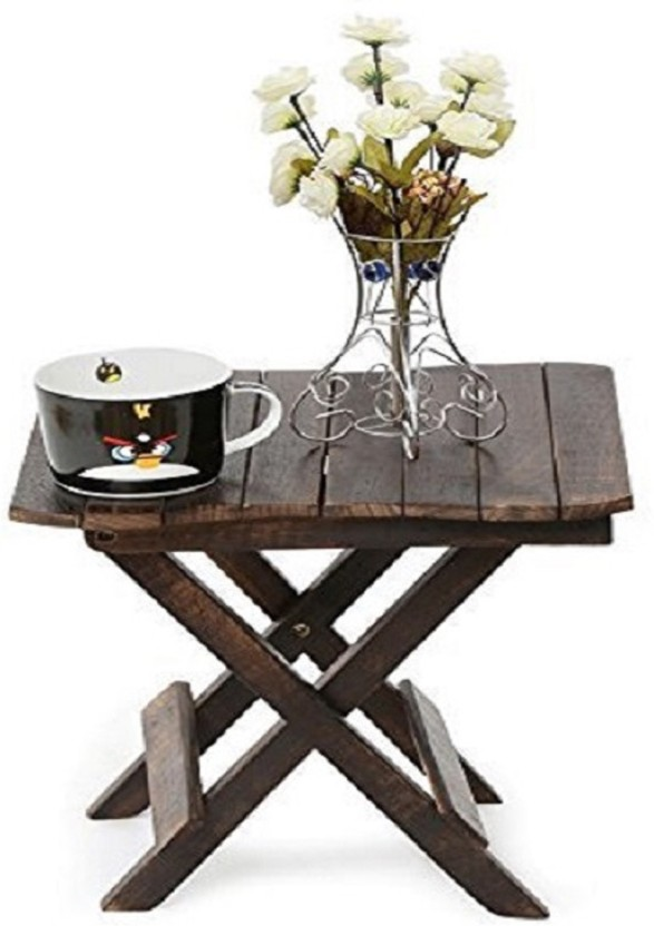 Simran Handicrafts Solid Wood Coffee Table
