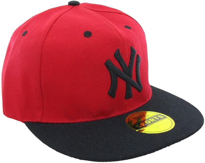 GVC Embroidered Huntsman Era NY Baseball Snapback Cap