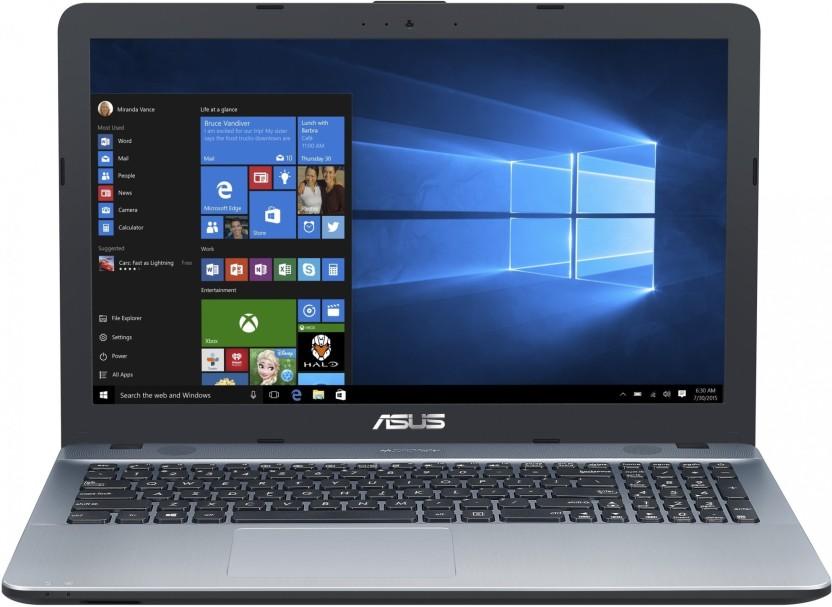 Asus Vivobook Max Core i3 7th Gen - (4 GB/1 TB HDD/DOS/2 GB Graphics) A541UV-DM978 Laptop