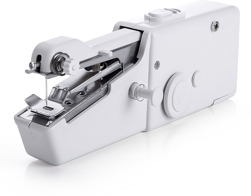 Cierie Hand-Held Cordless Stapler Portable Sewing Machine For Cloth & Garment Stitching Electric Electric Sewing Machine