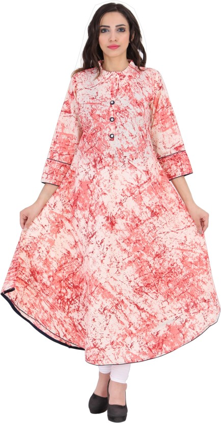 Fab Attire Casual Printed Women Kurti