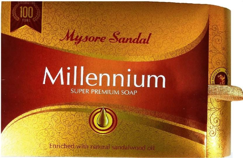 Mysore Sandal Millennium Super Premium Soap