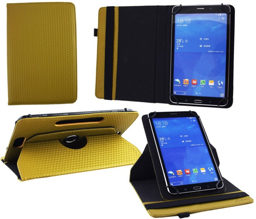 Emartbuy Wallet Case Cover for PolaTab Elite Q10.2 Tablet 2015 10 Inch