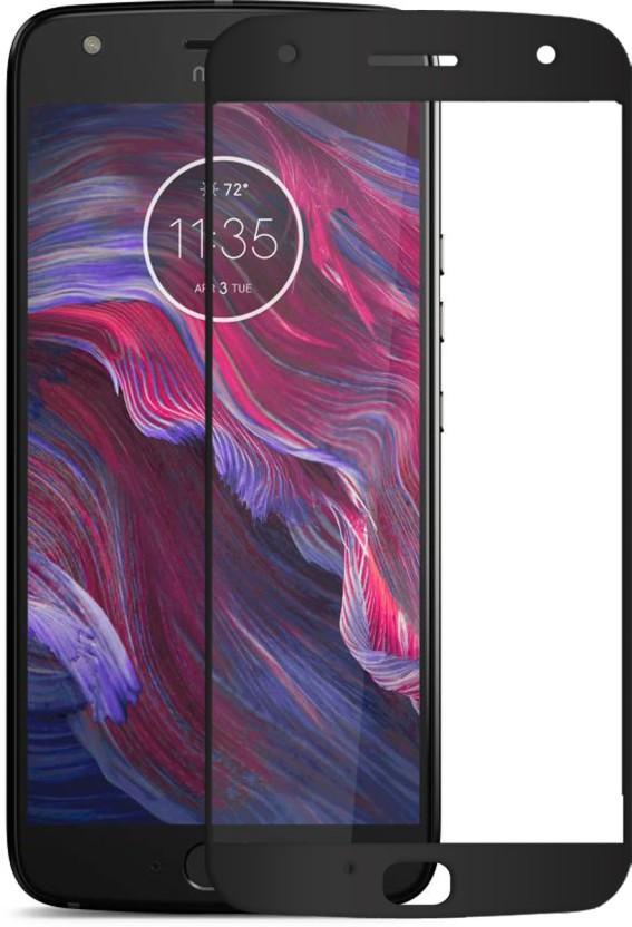 Hupshy Tempered Glass Guard for Motorola Moto X4