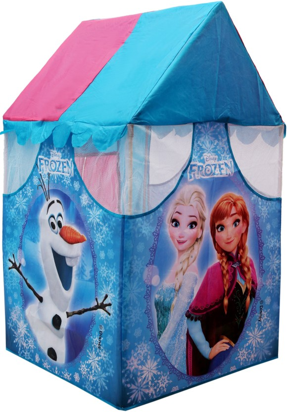 Disney Frozen Pipe Tent For Kids