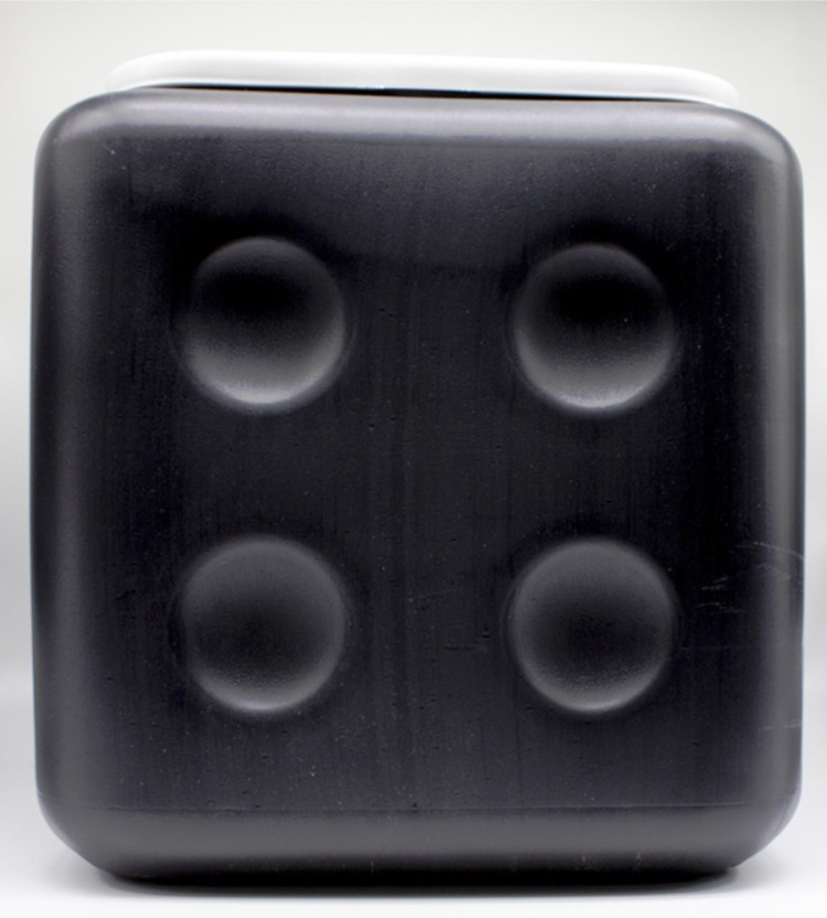 Action Ware Dice stool BY SARANGWARE Living & Bedroom Stool