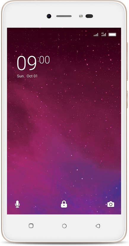 Lava Z60 (Gold, 16 GB)
