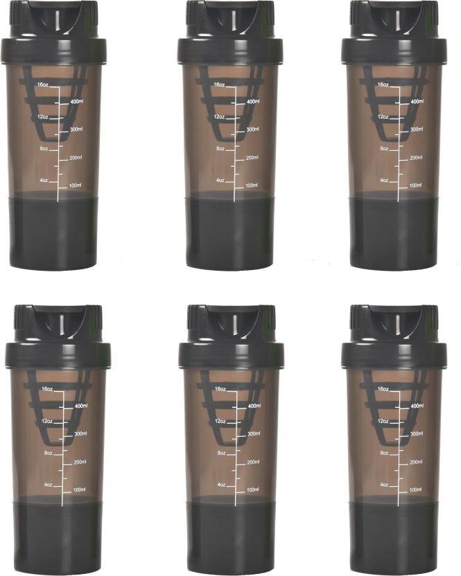 HAANS Shakeit Combo 500 ml Shaker