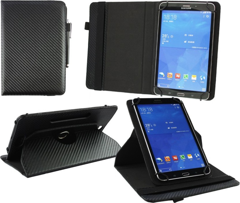 Emartbuy Flip Cover for PolaTab Elite Q10.2 Tablet 2015 10 Inch