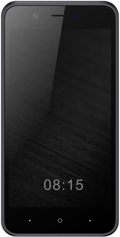 Micromax Spark 4G Prime (Cosmic Grey, 16 GB)