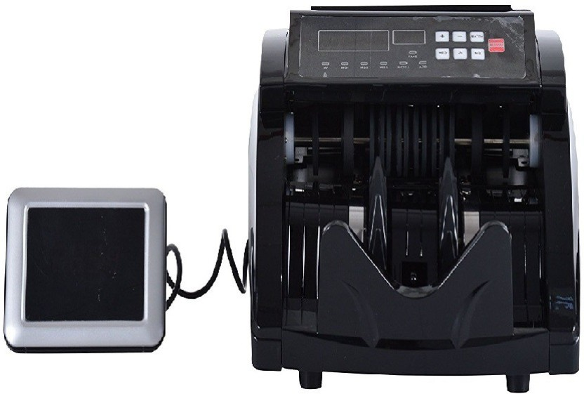 ashoka LNC 2100 NEW BLACK Note Counting Machine