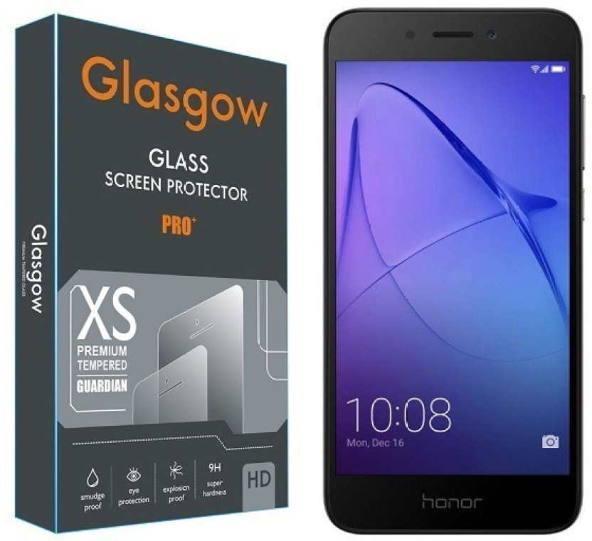 Glasgow Tempered Glass Guard for Honor Holly 4