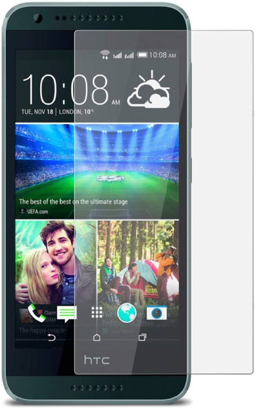 AmericHome Tempered Glass Guard for Htc one e9s duaL sim