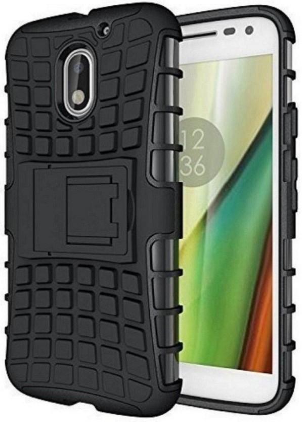 Deltakart Back Cover for Motorola Moto E3 Power