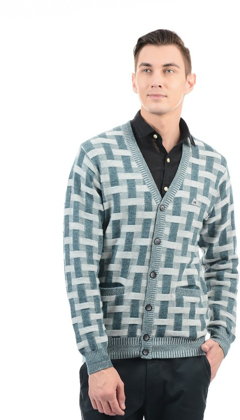 Monte Carlo Men Button Cardigan
