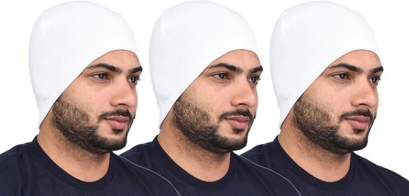Shaun Solid SKULL CAP Cap