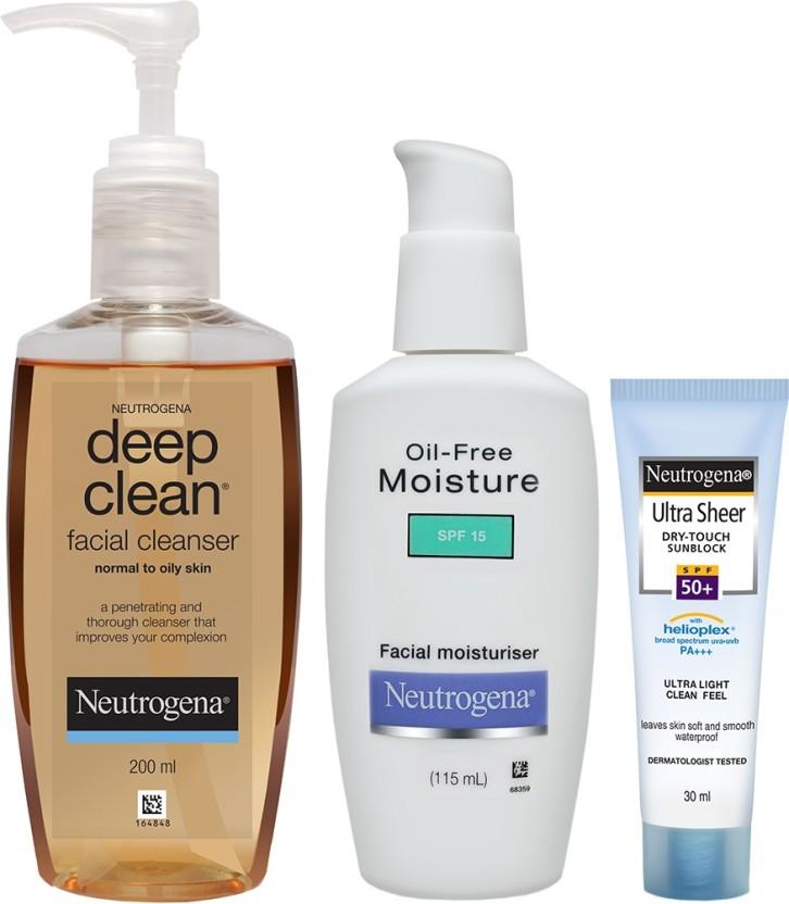 Neutrogena Oily Skin Combo