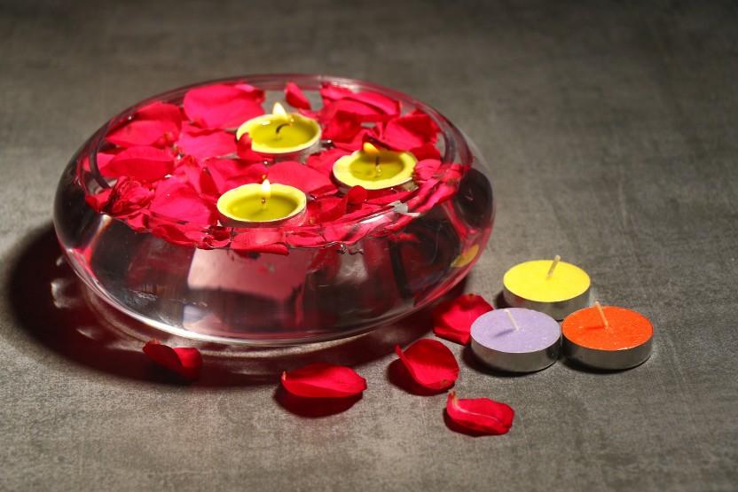 Nanki Trades Coloured Candles Candle