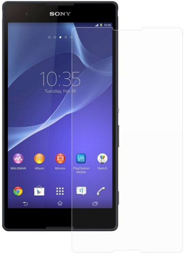 MOBI SMART Tempered Glass Guard for Sony Xperia T2 Ultra Dual