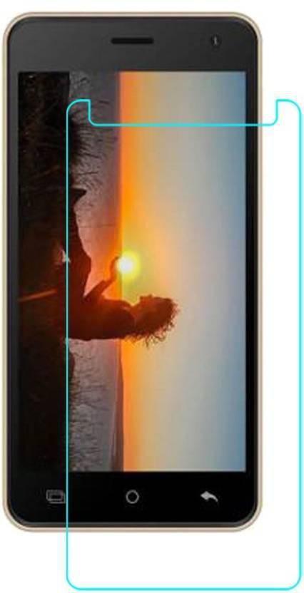 Ape Flip Cover & Screen Guard for MicroMax Canvas 2 Plus A110Q Accessory Combo