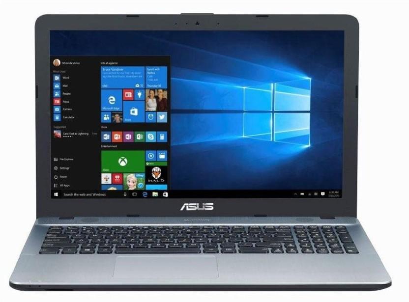 Asus X Series Celeron Dual Core 7th Gen - (4 GB/500 GB HDD/Windows 10 Home) X541NA-GO017T Laptop